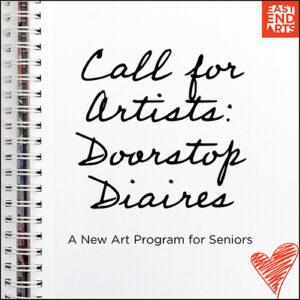 Call For Artists: Doorstop Diaries