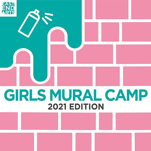 Girls Mural Camp, 2021
