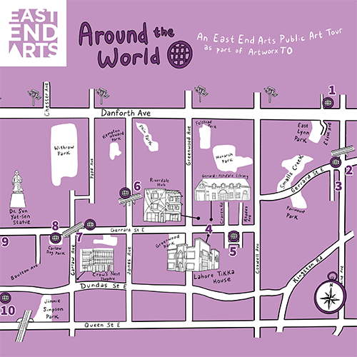 Local Discoveries: Around The World Tour #2