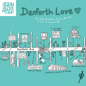 Local Discoveries: Danforth Love Tour #1